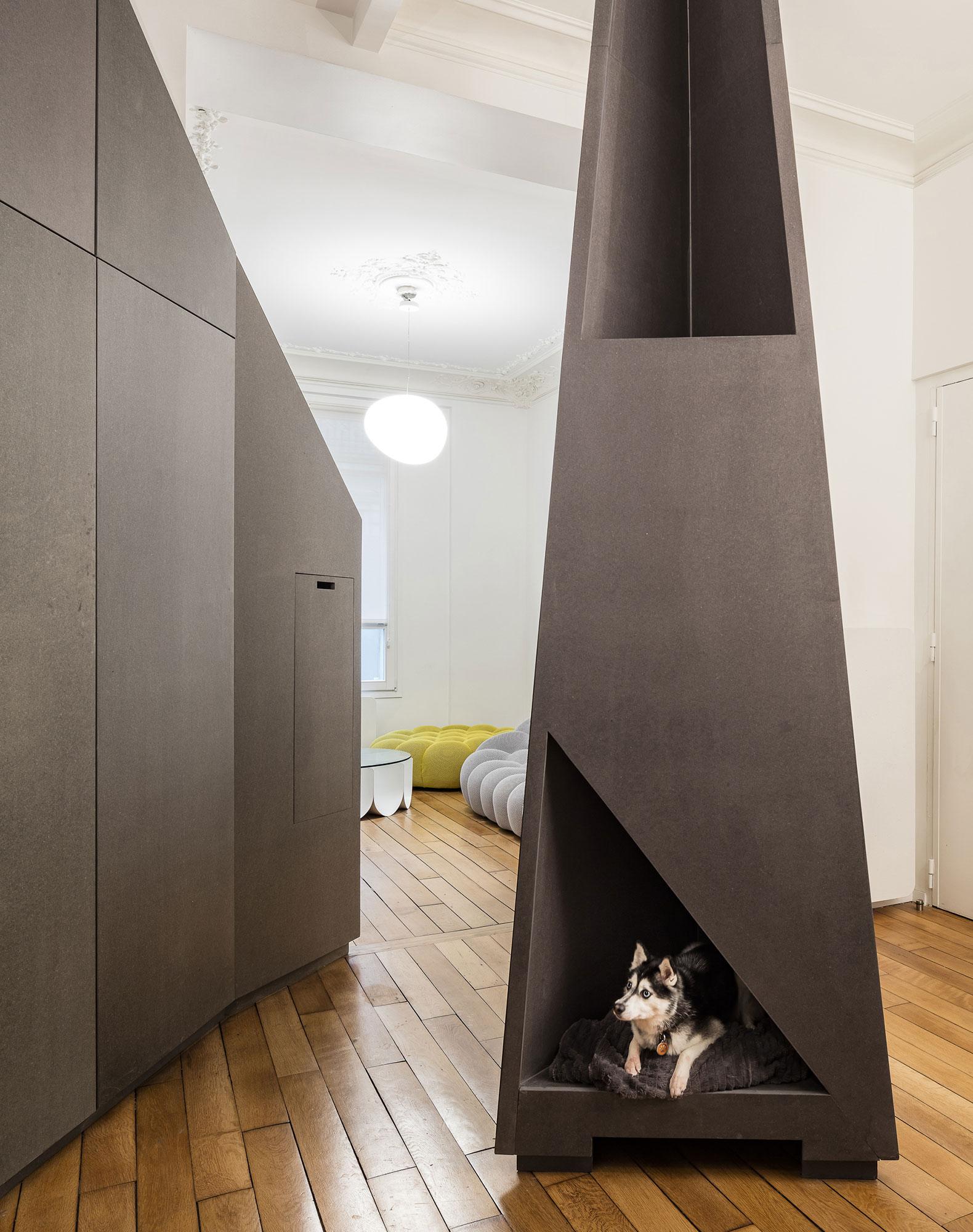 Sra Apartment Xiv Page De Garde Studio Razavi Architecture